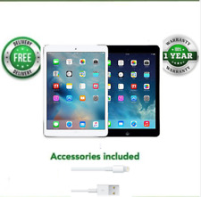 Apple iPad Air - 16/32/64GB - wifi o 4G -9.7 in (approx. -24.64 cm) - Negro O Blanco-Varios Grados