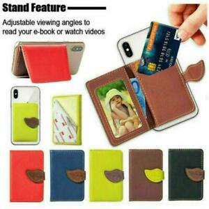 Multifunction Wallet Leather Credit Card Holder Telephone Pocket Case Cover USA