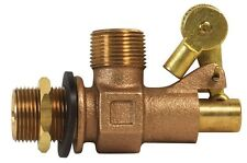 "B & K Float Valve 3/4 "" Mip Bronze Bulk Pack 1"