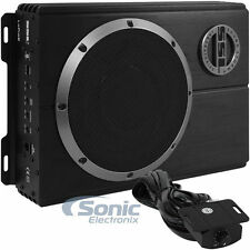 "SoundStorm LOPRO8 Single 8"" 600W Under Seat Powered Subwoofer Bass System"