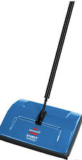 Bissell 2314E Sturdy Sweep Manual Floor Sweeper - Blue