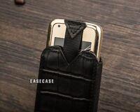 A3 EASECASE Custom-Made Leather case for NOKIA 8800 Arte 8800A Sapphire Arte