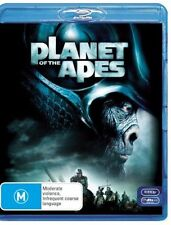 Planet Of The Apes (Blu-ray, 2007)