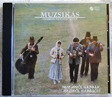 Nem Arrol Hajnallik Amerrol Hajnallott Muzsikas Hungarian Folk Music Group CD