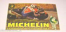 ADESIVO MOTO 1983 / Old Sticker / HONDA HRC - FREDDIE SPENCER (cm 12 x 7)