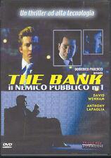 THE BANK - IL NEMICO PUBBLICO N. 1 - DVD (USATO OTTIMO)