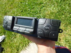 Mercedes-Benz W220 CLIMATE AC HEATER SWITCH CONTROL S600 S500 S430 S280 S55 AMG