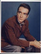 MONTGOMERY CLIFT 8 X 10 COLOR PHOTOGRAPH