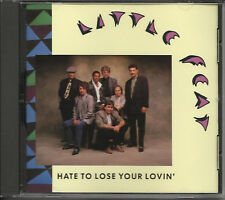 LITTLE FEAT hate to lose your Lovin DJ PROMO CD Single 1988 USA