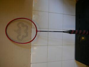 Badmington racket