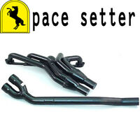 Pace Setter 70-1122 Header for 77-1983 Datsun Nissan 280Z/ZX L28E Round Port 2.8
