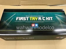 Tamiya 57986 Semi-Assembled Series On Road Car Type TT-02 First Try 1/10 RC Kit