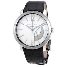 Bvlgari Bvlgari Automatic White Dial Mens Watch 101870