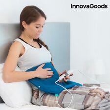 Elektrisches Kissen 40x32 cm Wärmekissen Wärmedecke Rücken Bauch Regelschmerzen