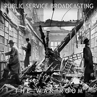 PUBLIC SERVICE BROADCASTING - THE WAR ROOM [CD]