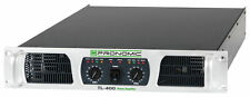 Amplificateur de Puissance 2x 1000W Ampli Enceintes PA Stereo 2 Canaux Montable