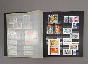 8709008 Briefmarkenalbum Russie/Sowjetunion