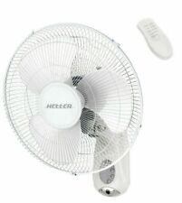 Heller HWAL40R Wall Fan - White