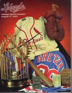 Lelands.com Vintage Sports 2001 Auction Catalog 082417nonjhe