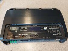 Kenwood Exceleon Kac-X1R 1200 watt mono amp 1 ohm stable