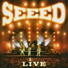 "SEEED ""LIVE"" CD 21 TRACKS NEU"