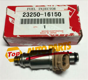 FUEL INJECTOR FOR TOYOTA COROLLA 1.6L SPRINTER 93-97 23250-16150