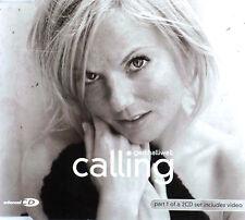 Maxi CD - Geri Halliwell - Calling - #A2330