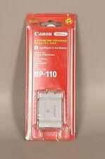 CANON BP-110 batteria originale 1050 mAh