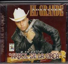 Adan Cuen El Grande Arbol De La Orca CD Nuevo Sealed