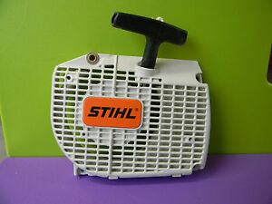 STARTER RECOIL COVER ASSEMBLY FOR YOUR STIHL  044 MS440 MS460 046 CHAINSAWS