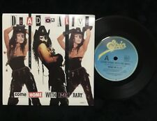 Dead Or Alive – Come Home With Me Baby - 1989, Epic – 654827 7 OZ