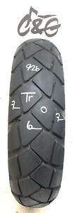 Metzeler Tourance     150/70r17    69v Part Worn Motorcycle tyre 926