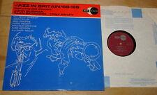 JOHN SURMAN ALAN SKIDMORE TONY OXLEY KENNY WHEELER JAZZ BRITAIN 68-69 DECCA LP