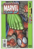Ultimate Marvel Team-Up #3 (Jun 2001) [Spider-Man, Hulk] Bendis, Hester Dm-