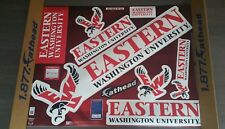 Large Fathead Eastern Washington University Wall Decal