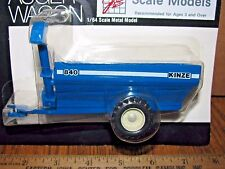 Kinze 840 Auger Wagon Grain Cart Scale Models Toy 1/64  NIP  HTF  farm harvest