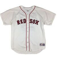 Dustin Pedroia Boston Red Sox #15 Majestic MLB Baseball Jersey Stitched Home XL