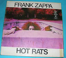 Frank Zappa-Hot rats GATEFOLD LP (uk reprise Matrix RSLP 6356) A1/B1 - 1969.
