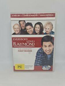 EVERYBODY LOVES RAYMOND Season One DVD R4 V Good Condition FREE SHIPPING