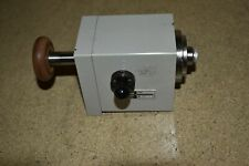 ^^ LEVIN TYPE 057203 WATCHMAKERS LATHE HEADSTOCK - NEW OLD STORE STOCK- (#3)