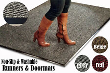 Non Slip Dirt Catchers | Washable Doormats | Rubber Back Door Mat | Hall Runners