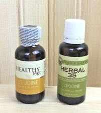L`eudine Leudine Lot of 2 - Healthy Feet - Herbal 35