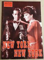 "NFK-Filmprogramm: LIZA MINNELLI in ""New York, New York"" mit Robert De Niro #72"