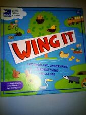 Wing It Board Game rspb Giving nature a home