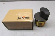 "GMS M118T-10B-AT Mortise 1-1/8"" Thumb Turn Cylinder"