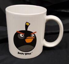 "Angry Birds Mug w/ ""Bomb"" character by Rovio Entertainment LTD, Madrid Spain"