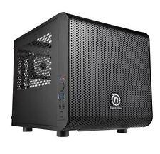 Case Thermaltake nero mini-ITX per prodotti informatici