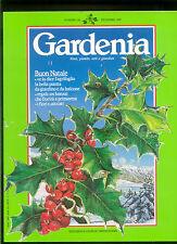 GARDENIA*FIORI PIANTE ORTI E GIARDINI* N.68  1989 *MONDADORI