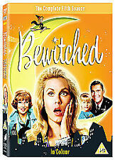 Bewitched - Series 5 - Complete (DVD, 2007, 4-Disc Set, Box Set)