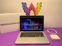 Apple MacBook Pro 13 PRE-RETINA / Core i7 / 16GB RAM 1TB SSD / Warranty OS-GRAY